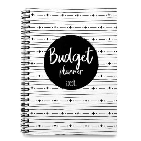 Met deze budgetplanner krijg je beter grip op jouw financiële situatie.