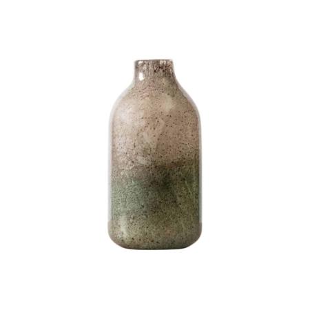 Betoverend, dat is deze Topaas vaas afkomstig uit de collectie van het Nederlandse merk BePureHome.