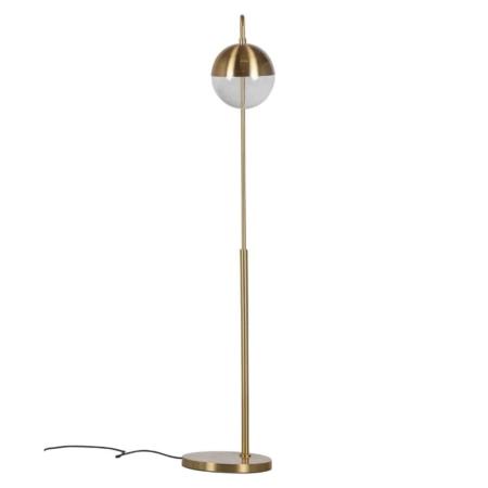 BePureHome Globular staande lamp metaal antique brass