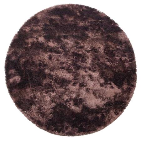 Dit Praline vloerkleed uit de collectie van het Nederlandse merk BePureHome is sfeervol en warm.