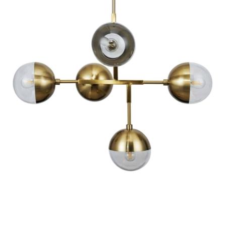 Deze hanglamp is een echte eyecatcher in jouw interieur!