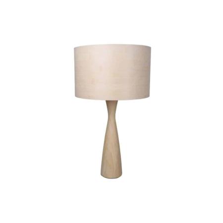 Tafellamp Lunar komt uit de collectie van het Nederlandse merk BePureHome. Lunar is vervaardigd uit naturelkleurige bamboe met een zandkleurige kap. Lunar heeft een vriendelijke uitstraling en verspreid een mooi zacht licht door de lampenkap van bamboe.