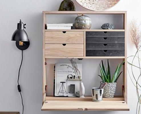 De leukste bureaus voor thuis om aan te werken