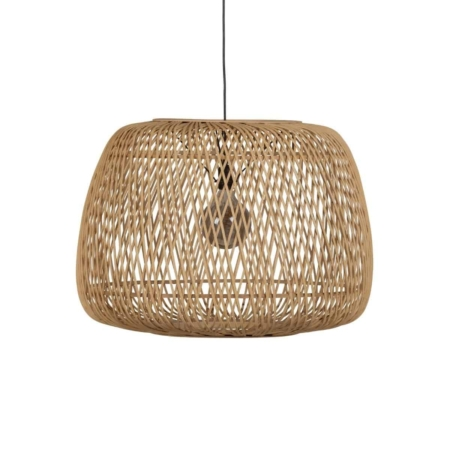 WOOOD Exclusive Moza hanglamp bamboe naturel ø70cm