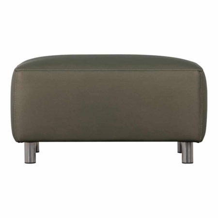 vtwonen Hollandia outdoor hocker carbon groen