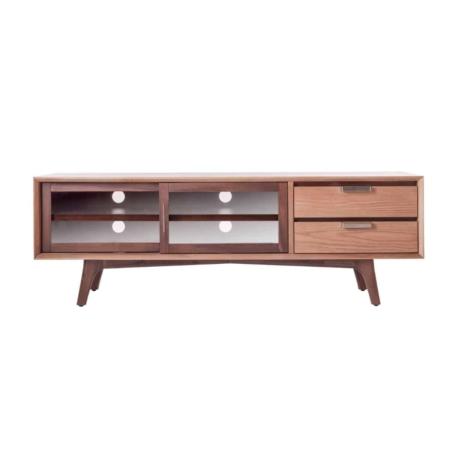 SMAQQ Chervil Tv-meubel acaciahout naturel
