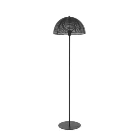 ZES10 Collectie Klobu vloerlamp metaal mat zwart ø40x141cm
