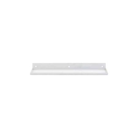 Housedoctor Ledge wandplank metaal wit