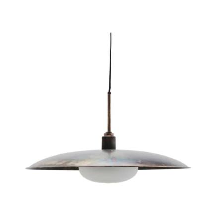 Housedoctor Boston hanglamp metaal antiek bruin ø60cm