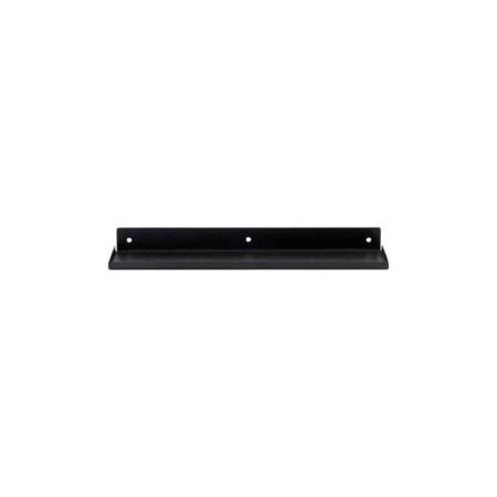Housedoctor Ledge wandplank metaal zwart