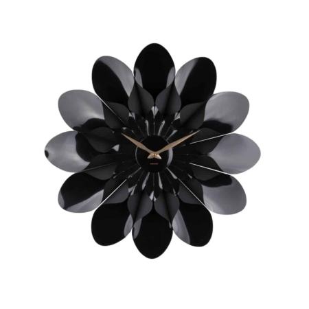 KARLSSON Bloem wandklok zwart ø60cm