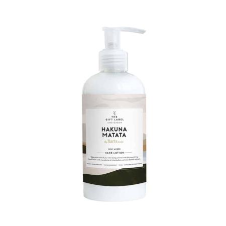 The Gift Label Hand lotion Hakuna Matata