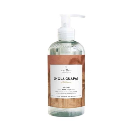 The Gift Label Hand soap! Hola Guapa!