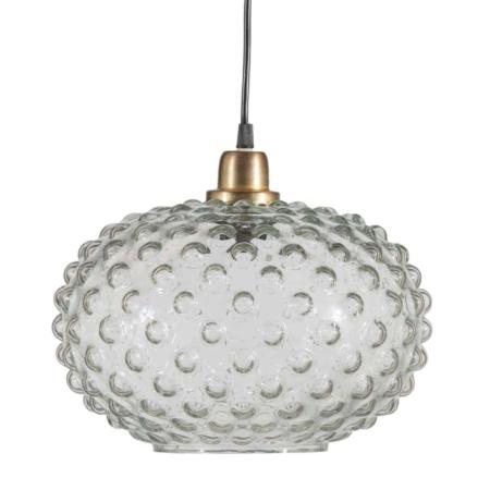 BePureHome Soap hanglamp transparant glas ø31cm