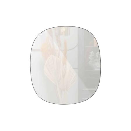 WOOOD Philou spiegel zwart 60x55cm