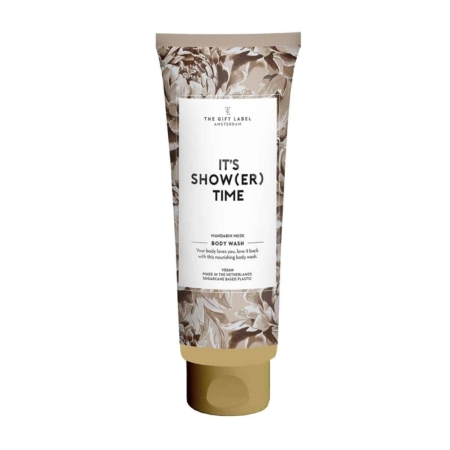 The Gift Label Body wash tube It's show(er) time