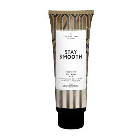 The Gift Label Body wash tube men Stay smooth