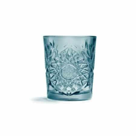 ZES10 Collectie Hobstar drinkglas blauw