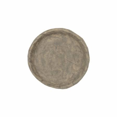BePureHome Set v 2 - Mycene wanddeco paper mache bruin melange