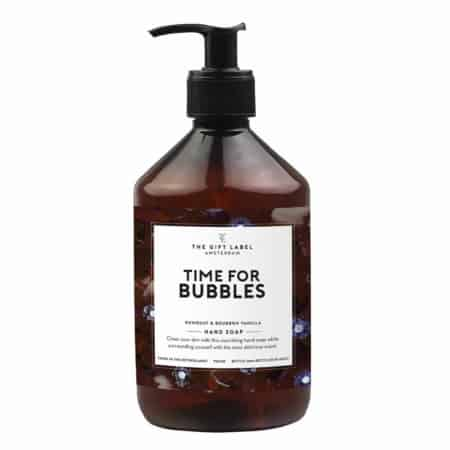 The Gift Label Hand Soap Time for bubbles FW21