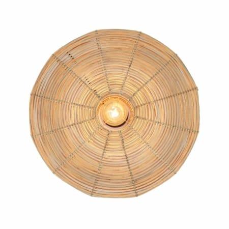 ZES10 Collectie Mataka wandlamp rotan naturel
