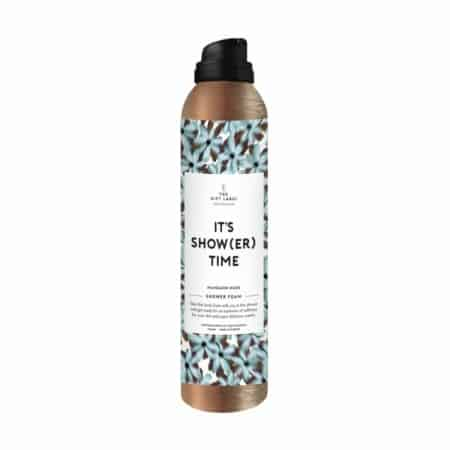 The Gift Label Body foam It's show(er) time