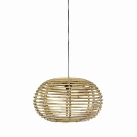 ZES10 Collectie Alana hanglamp rotan naturel ø50cm