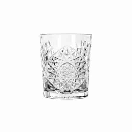 ZES10 Collectie Hobstar drinkglas transparant