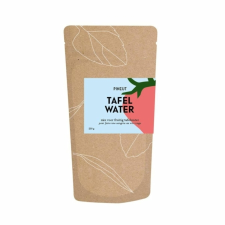 Pineut Tafelwater gift bag