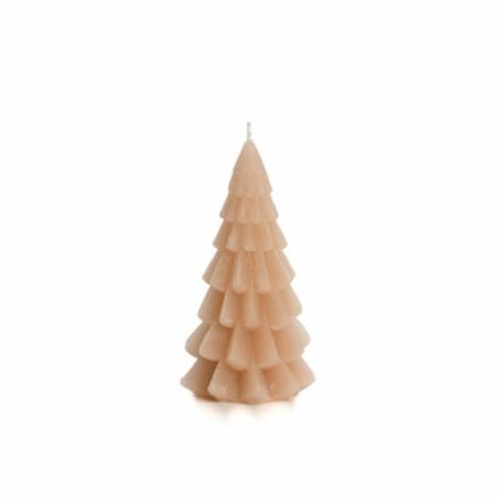 ZES10 Collectie Kerstboom kaars skin 6,3x12cm