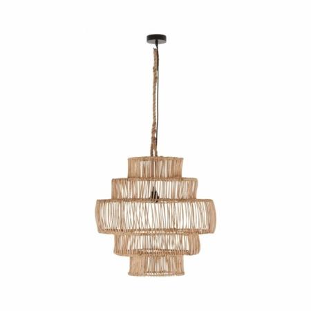 MUST Living Santa Eularia hanglamp rattan naturel ø60cm