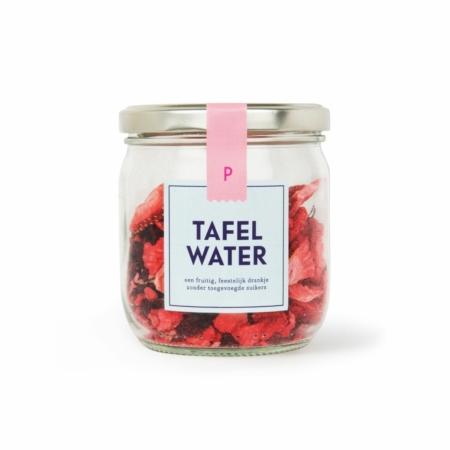 Pineut tafelwater refill aardbei hibiscus